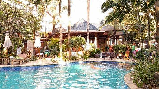 The Viridian Resort: pool