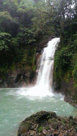 Cataratas Bijagua Lodge: Rio Celeste