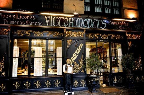 Victor Montes Restaurante: Restaurante Victor Montés, Bilbao
