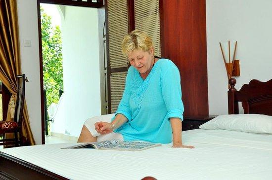 Bentota, Sri Lanka: Luxury Rooms