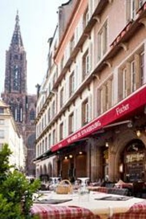 Aux Armes de Strasbourg