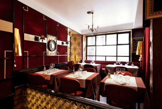 restaurant la table de louise - picture of la table de louise