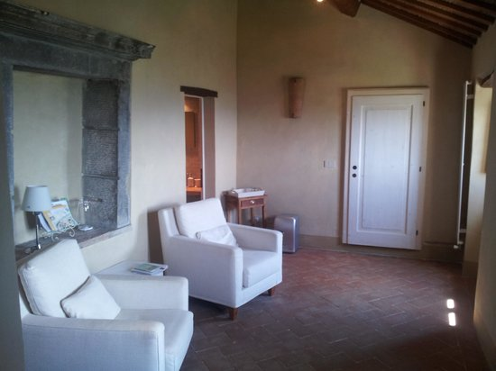 Locanda San Martino a Bocena: soggiorno camera