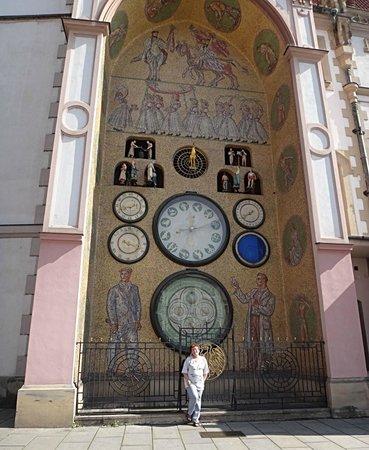 Astronomical Clock: Olomouc Clock