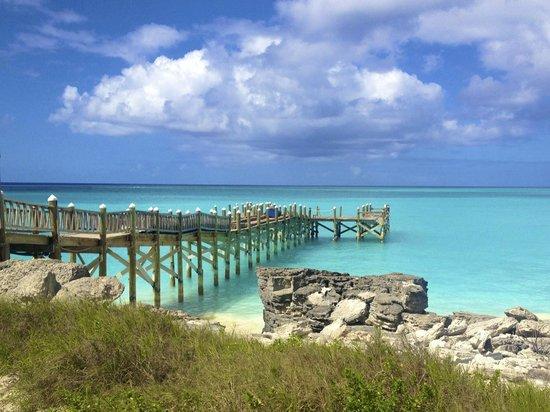 Club Med Columbus Isle : Pequeño muelle