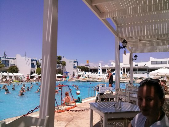 Callisto Holiday Village: Pool