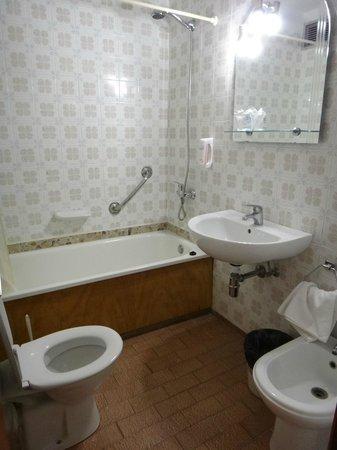 Panoramica Garden: la salle de bain