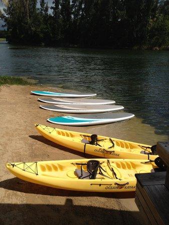 The St. Regis Bahia Beach Resort : Boat House activities