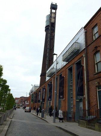 Generator Hostel Dublin: esterno