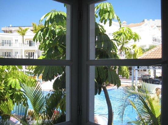 Parque del Sol : Blick aus dem Schlafzimmer