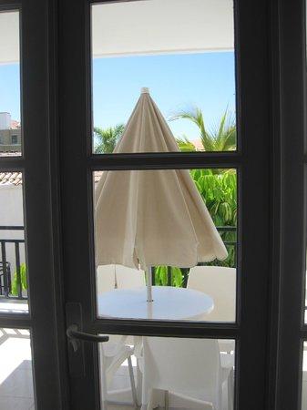 Parque del Sol: Blick auf den Balkon