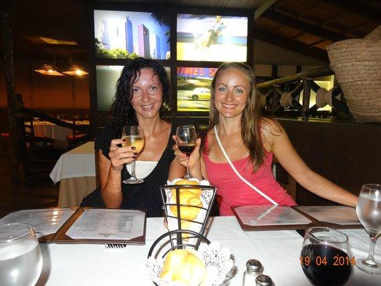 Catalonia Bavaro Beach, Casino & Golf Resort : american restaurant (rodeo)