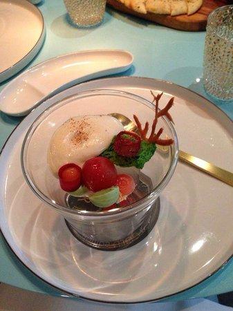 Beluga loves you : van de chef
