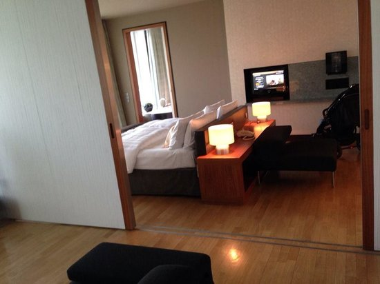 InterContinental Berlin: Bedroom