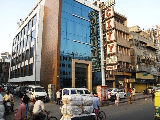 Hotel Airport City New Delhi Review