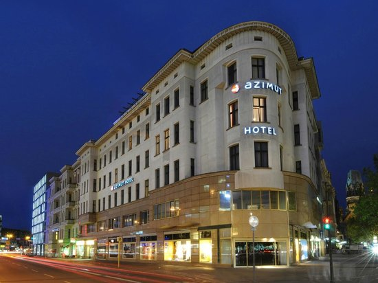 Azimut Hotel Kurfuerstendamm Berlin Germany Reviews