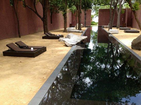 The Barai: spa