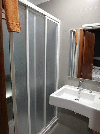 Hotel La Colombina: la salle de bain