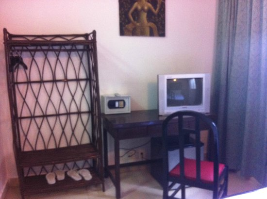 Angkor International Hotel: Room # 202