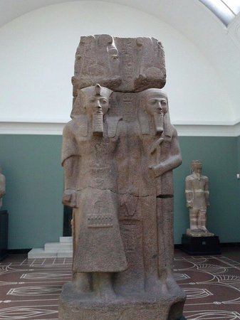 Gliptoteca Ny Carlsberg: Arte egizia