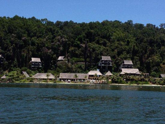 Gaya Island Resort : Panoramic