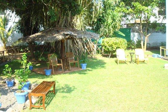 Blue Seas Guest House : Garden