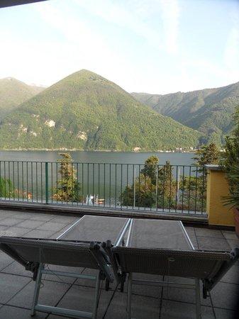 Parco San Marco Lifestyle Beach Resort: tjs la terrasse