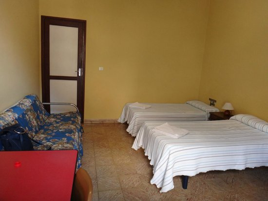 Casa Maria: chambre