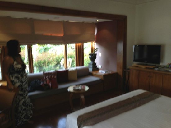Nakamanda Resort & Spa: room with a view