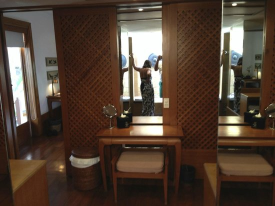 Nakamanda Resort & Spa: bathroom