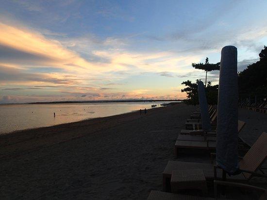 Prama Sanur Beach Bali: ビーチ
