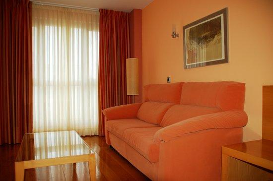 Hotel la Estación de Luanco: Suite