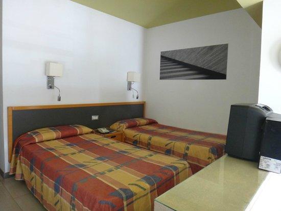 Aparthotel Udalla Park: partie chambre