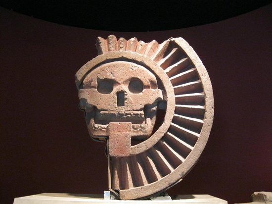 Museo Nacional de Antropología: Museo