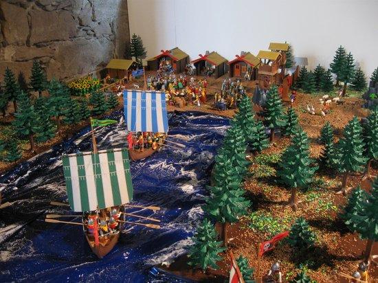 Museu Maritim : Expo Vikingos.