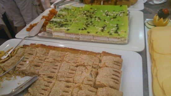 Palia La Roca Hotel-Club : great food