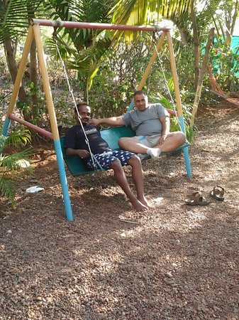 Sahyadri Tourist Home : RELAX