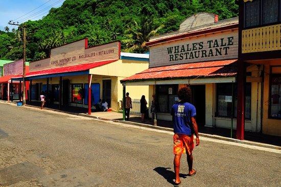 Leleuvia Island Resort : Beach Street, Levuka Town