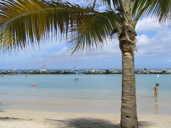 Coco Reef Tobago: Hotel Lagoon & Private Beach