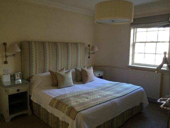 Durrants Hotel : bedroom