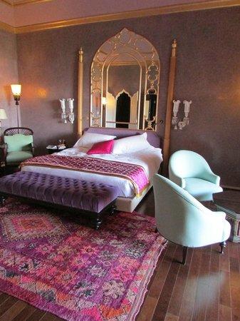 Sahara Palace Marrakech : Opulent