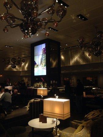 Park Central Hotel New York: lobby bar