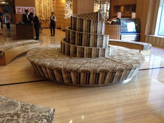 The Metropolitan Hotel & Spa : LObby