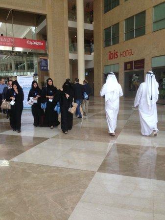 Ibis World Trade Centre Dubai: Exhibition Centre