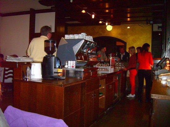 Stadthotel Guertler: die Bar