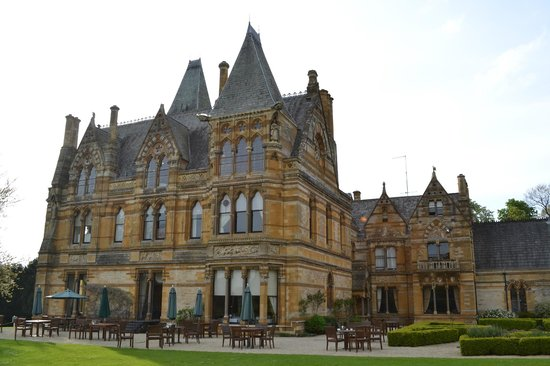 Ettington Park Hotel: View of Hotel Frontage