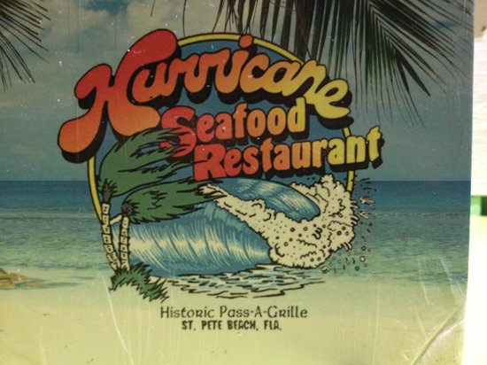 The Hurricane Seafood Restaurant : The Hurricane
