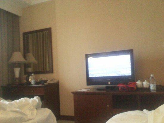 Grand Park Jiayou Hotel: ROOM INTERIOR