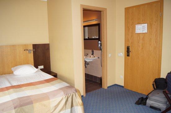 Hanza hotel : Номер
