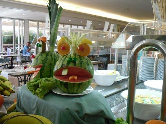 Dunas Mirador Maspalomas: even the fruit is happy